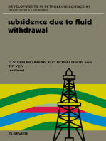 Subsidence due to Fluid Withdrawal