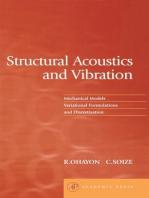 Structural Acoustics and Vibration
