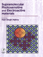 Supramolecular Photosensitive and Electroactive Materials