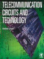 Telecommunication Circuits and Technology