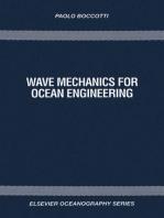 Wave Mechanics for Ocean Engineering