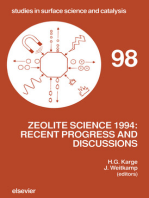 Zeolite Science 1994
