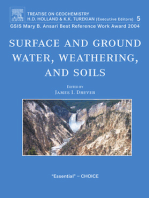 Surface and Ground Water, Weathering, and Soils
