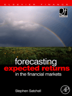 Forecasting Expected Returns in the Financial Markets