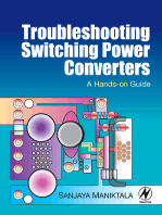 Troubleshooting Switching Power Converters