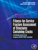 Fitness-for-Service Fracture Assessment of Structures Containing Cracks: A Workbook based on the European SINTAP/FITNET procedure