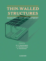 Thin-Walled Structures: Research and Development