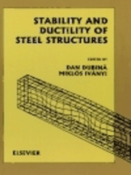 Stability and Ductility of Steel Structures (SDSS'99)
