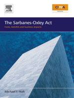 The Sarbanes-Oxley Act: costs, benefits and business impacts