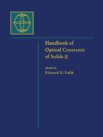 Handbook of Optical Constants of Solids
