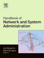 Handbook of Network and System Administration