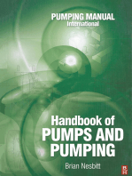 Handbook of Pumps and Pumping
