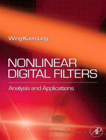 Nonlinear Digital Filters: Analysis and Applications
