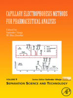 Capillary Electrophoresis Methods for Pharmaceutical Analysis