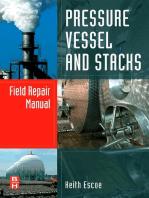 Pressure Vessel and Stacks Field Repair Manual