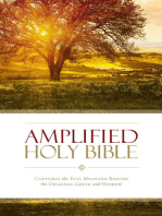 Amplified Holy Bible, eBook