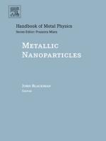 Metallic Nanoparticles