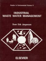 Industrial Waste Water Management