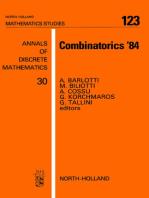 Combinatorics '84