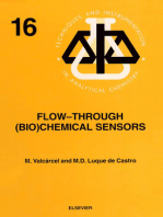 Flow–Through (Bio)Chemical Sensors