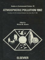 Atmospheric Pollution 1982