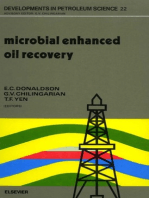 Microbial Enhanced Oil Recovery