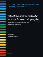 Retention and Selectivity in Liquid Chromatography
