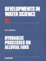 Hydraulic Processes on Alluvial Fans