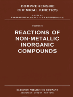 Reactions of Non-Metallic Inorganic Compounds