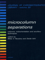 Microcolumn Separations