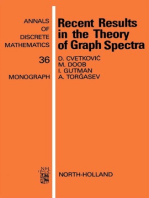 Recent Results in the Theory of Graph Spectra