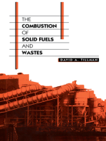 The Combustion of Solid Fuels and Wastes