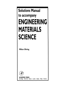 Bestseller: Engineering Materials 2 Ashby Solutions Manual