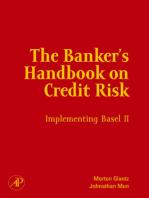 The Banker's Handbook on Credit Risk: Implementing Basel II