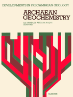 Archaean Geochemistry: Proceedings of the Symposium on Archaean Geochemistry: the Origin and Evolution of Archaean Continental Crust, held in Hyderabad, India, November 15-19, 1977