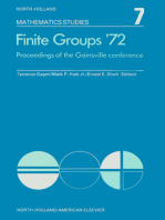 Finite Groups Æ72