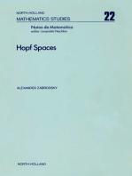 Hopf Spaces