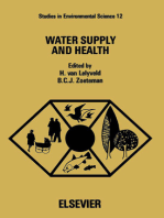 Water Supply and Health