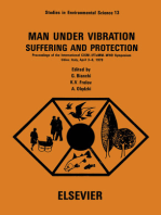 Man under Vibration, Suffering and Protection