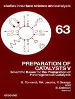 Preparation of Catalysts V
