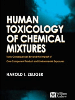 Human Toxicology of Chemical Mixtures
