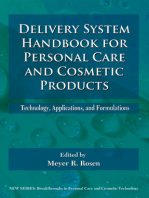 Delivery System Handbook for Personal Care and Cosmetic Products: Technology, Applications and Formulations