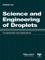 Science and Engineering of Droplets:: Fundamentals and Applications