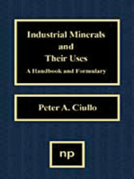 Industrial Minerals and Their Uses