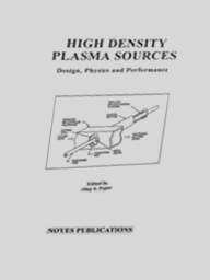 High Density Plasma Sources