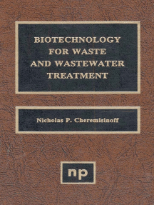 Biotechnology for Waste and Wastewater Treatment