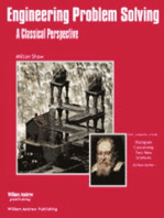 Engineering Problem Solving: A Classical Perspective