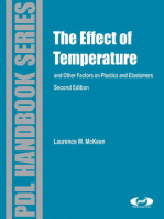 Effect of Temperature and other Factors on Plastics and Elastomers