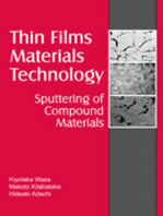 Thin Film Materials Technology