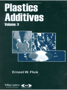 Plastics Additives, Volume 1: An Industry Guide